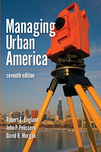 Managing Urban America by David R Morgan (2011-03-15)