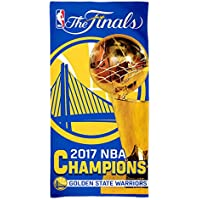 WinCraft Golden State Warriors 2017 NBA Champs NBA Strandtuch