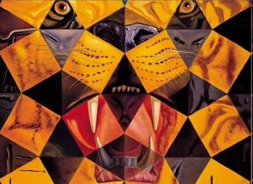 Editions Ricordi 0901N15696 - Black  Dali' CINQUENTA... Real Tigre  1500 Piezas