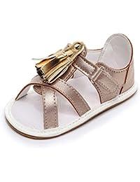 Huhua Sandals For Boys Fashion, Sandali Bambine, Oro (Gold), 26 EU