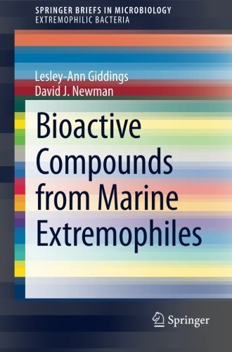 Bioactive Compounds from Marine Extremophiles (SpringerBriefs in Microbiology) by Lesley-Ann Giddings (2015-01-19) par Lesley-Ann Giddings;David J. Newman