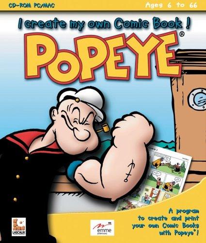 popeye-comic-book-maker