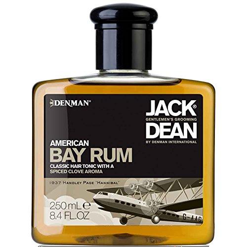 Jack Dean Haarwasser American Bay Rum (250ml)