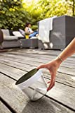 Philips myGarden tragbare LED Solar Leuchte mit Dimmfunktion -