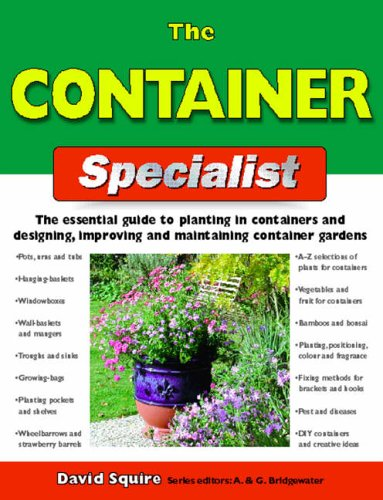 The Container Specialist (Specialist Series)