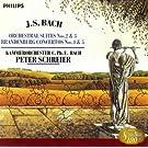 Bach:Orchestral Suites No.2&3
