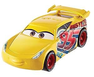 Disney Cars 3 FGD72 Veicolo Cruz Ramirez Rust Eze