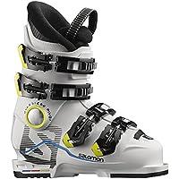 Salomon Botas X Max 60T L de esquí para niño, color weiß, tamaño 24,5