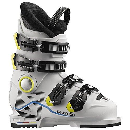 Salomon Chaussure Enfants X Max 60T Ski Mixte Blanc, 25.5