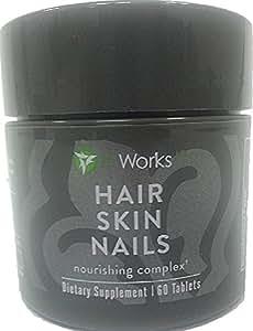 It Works! Peau de cheveux et des ongles