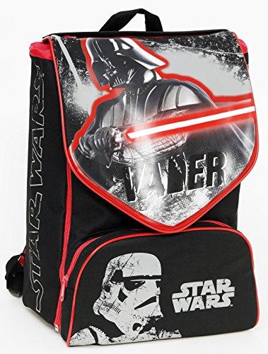Giochi Preziosi - Star Wars Zaino Scuola Estensibile, con Spada Laser in Omaggio