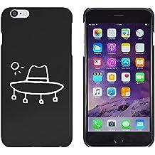Azeeda Negro  Sombrero Australiano  Funda   Carcasa para iPhone 6 Plus   6s  Plus 64bec84650f