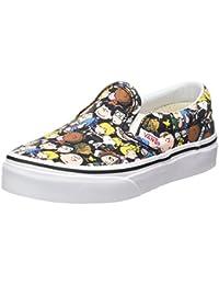 Vans Unisex-Kinder Peanuts Classic Slip-On Laufschuhe