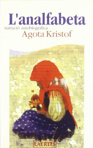 Portada del libro L'analfabeta: Narració autobiogràfica (Laertes català)