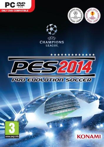 Preisvergleich Produktbild [UK-Import]Pro Evolution Soccer 2014 PES 14 Game PC
