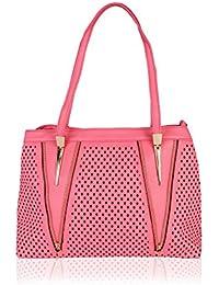 Kleio Elegant Spacious Ladies Formal Satchel Handbag For Women