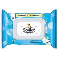 Scottex Fresh Papel Higiénico Húmedo - 80 Toallitas