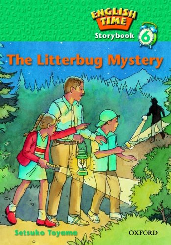 The litterbug mystery