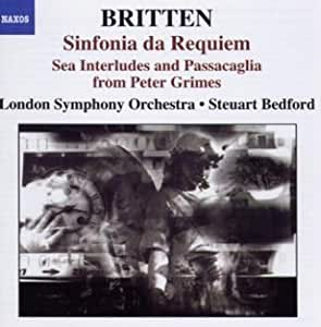 Sinfonia Da Requiem/Sea Interl