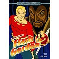 The Adventures of Flash Gordon - Die komplette Serie