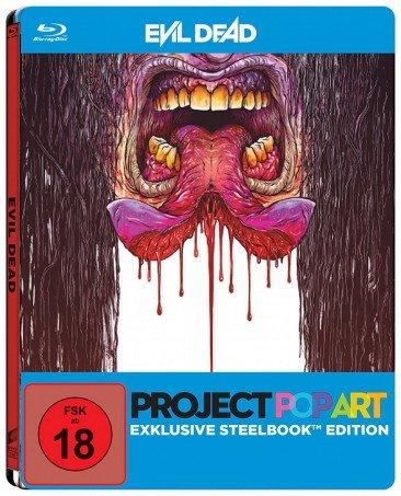 Bild von Evil Dead - Steelbook [Blu-ray]