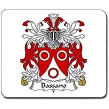 Bassano Famille Crest armoiries de souris