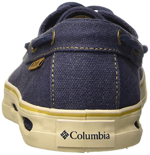 Columbia Vulc N Vent Boat, Multisport Outdoor Homme Bleu (591)