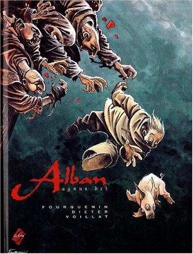 Alban, tome 1 : Agnus Dei