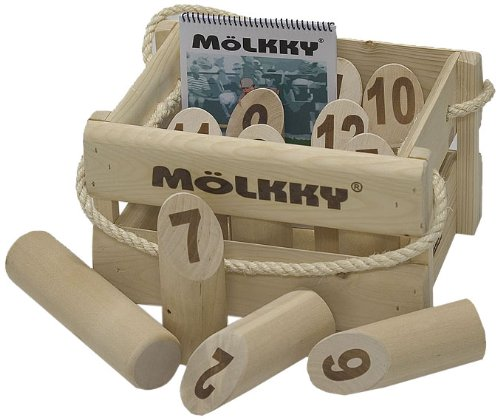 Tactic Molkky Outdoor Game
