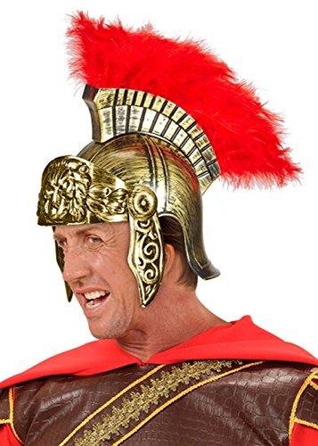 Deluxe Thick Plastic Römischer Soldat Helm