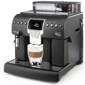 Philips HD8920/01 Machine à café automatique Royal Gran Crema Noir mat, 2,2 l, 350 g, 1400 W
