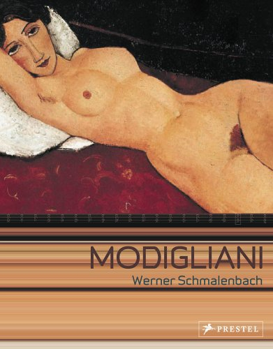 Amedeo Modigliani: Paintings,Sculptures,Drawings