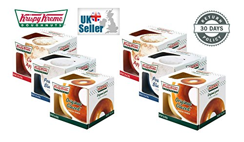 pack-of-6-krispy-kreme-doughnuts-scented-jar-candle-blueberry-original-cinnamon-free-uk-delivery
