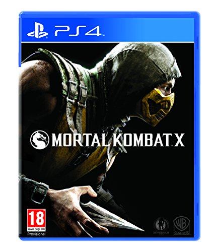 Mortal Kombat X - PlayStation 4 [Edizione: Regno Unito]