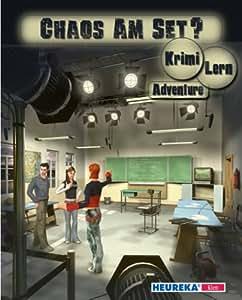 Chaos am Set? - Krimi-Lernadventure