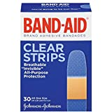 Best Band-Aid Bandages - Band-Aid Brand Clear Strips Adhesive Bandages - 30 Review