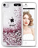Best Amigo Ipod Touch Carcasas - Funda iPod Touch 5/6th, Wuloo Liquid Glitter Funda Review