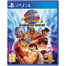 Street Fighter - 30th Anniversary Collection (PS4)