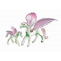 Playmobil Pegasus with Foal 6461