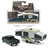 Best Pop Up Campers - Greenlight New 1:64 HITCH & TOW SERIES 8 Review