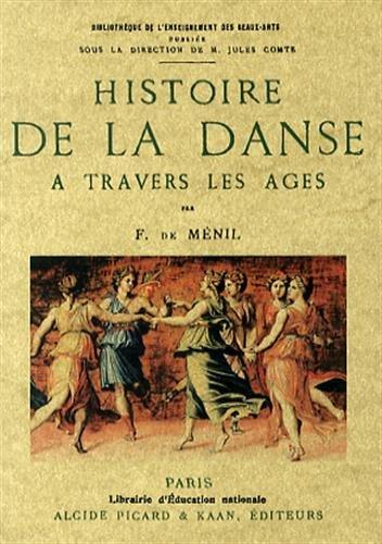 Histoire de la danse à travers les âge...