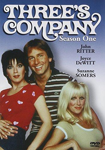 Click for larger image of Three's Company: Season 1 [DVD] [1981] [Region 1] [US Import] [NTSC]