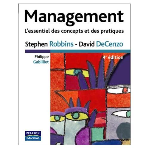 Management, l'essentiel des concepts et des principes
