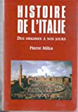 Histoire de l'Italie - Des origines à nos jours - Le Grand livre du mois - 01/01/2005