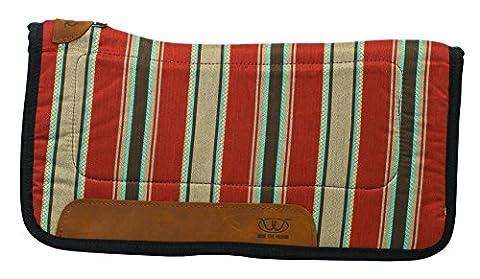 Weaver Leather 35-9315-H31 Tacky Tack All Purpose Contoured Saddle Pad, 32