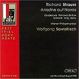 Strauss - Ariadne auf Naxos / Gruberova · Tomowa-Sintow · Schmidt · King · Berry · Wiener Phil. · Sawallisch [Salzburger Festspiele 1982]