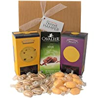 Amazon suitable for diabetics hampers gourmet gifts grocery sugar free hamper box sweets biscuits chocolate suitable for diabetics perfect negle Image collections