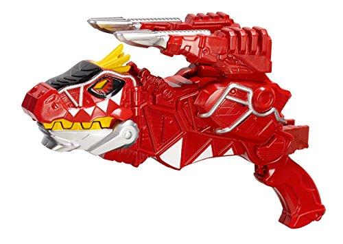 Power Rangers Dino Super Charge-Deluxe Dino Laden Morpher (Dinosaurier Power Ranger)