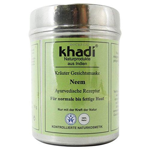khadi-maschera-purificante-neem-pelle-normale-grassa-impura-mista-punti-neri