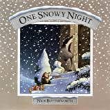 Cover of: One Snowy Night: Collection (Percy the Park Keeper) | Nick Butterworth